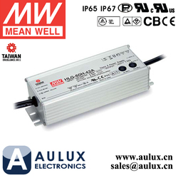 Meanwell 60W 20V LED Power Supply HLG-60H-20D With Timer Dimming Function