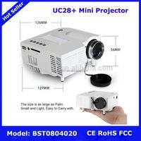 UC28+ Mini Projector,NO.281 latest projector mobile phone