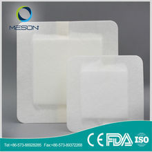 Health medical consumable adhesive pad wound patch