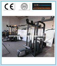 hot sales high quality crossfit equipment / Gym equipment price list / multi 8 station HP-44
