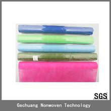 Nylon Glittering Sheer Organza Fabric for Flower Wrappings jiaxing