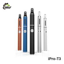 3-in-1vaporizer kit faster heating 15S dry herb vaporizer pen/dry herb vaporizer pen ago/oil vaporizer pen