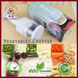 Manual mini food chopper eco-friendly food chopper vegetable chopper as seen on TV