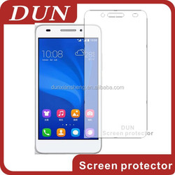 Cell-phone screen protector (all models we can manufacture) for Huawei Honor 4 Play 4G