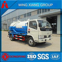 sewage truck for sales