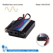 12 volt 220 volt off-grid 100 watts power inverter with AC output