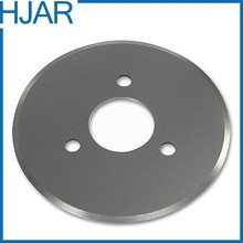 tungsten carbide circle knife for tube