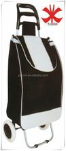 Light weight folding shopping cart & trolleys / shopping trolley bag