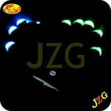 Led glove wholesaler factory supply led light gloves party decor 7 flashing modes light gloves led