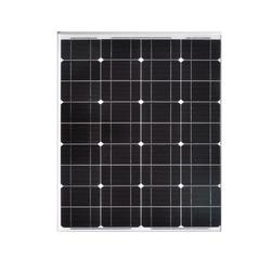 12V 60W Monocrystalline Solar Panel