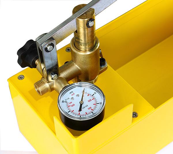 Hsy30-5s высокого давления гидравлический насос / ручная проверка