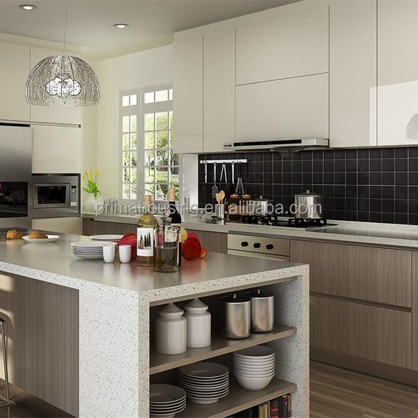 Http Alibaba Com Product Detail Used Mdf Melamine Kitchen Cabinet Flat 60358657940 Html
