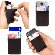 Promotional gift leather credit card holders for mobile