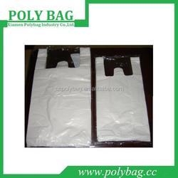 design promotion branded order custom printed transparent strong poly bag