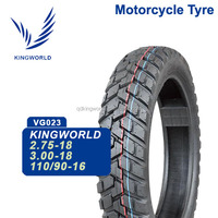 China Qingdao Professional Manufacture 110/90-16 130/90-15 motorcycle tire