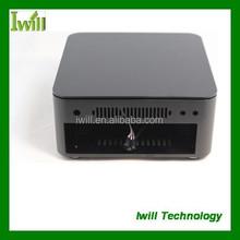 Manufacturer of computer case M8 mini itx aluminum case for HTPC