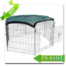 new pet products durable high quality water proof metal pet cage