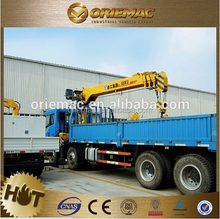 XCMG unic truck mounted crane SQ12SK3Q truck mounted crane for sale