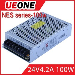 100w 4.5a dc24v switching power supply 100w switch mode power supplies