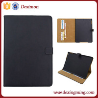 For ipad air 2 leather case wholesale, high quality pu leather tablet cover for ipad air 2 for ipad 6