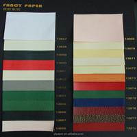 100% wood pulp paper