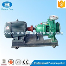 IH Single stage Single suction Centrifugal acid chemical pumps
