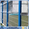decorative 3D boundary wall fence bending welded wire fence panels