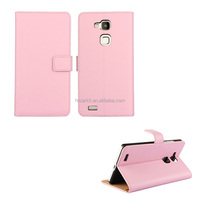 2015 new wallet flip leather case for huawei mate 7