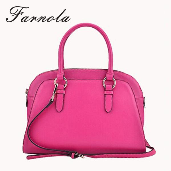 wholesale branded designer fashion beautiful genuine leather shoulder bags woman 2014
