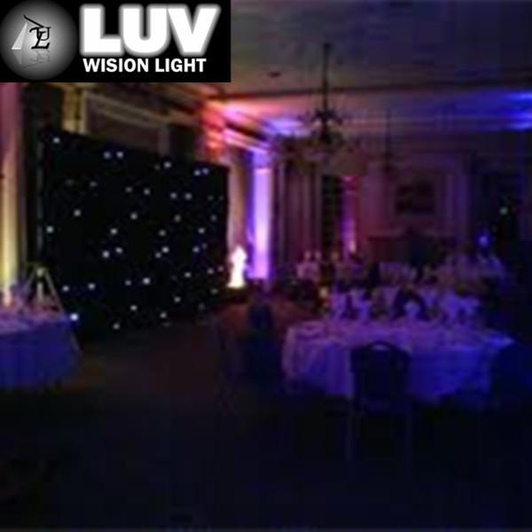 Professional Star Cloth Curtain,Led Curtain Light,Led Star Curtain For ...