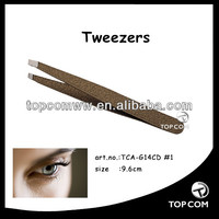 eco-friendly fast delivery manicure tweezer