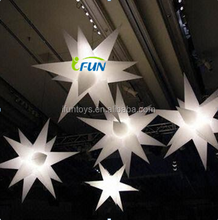 inflatable LED star