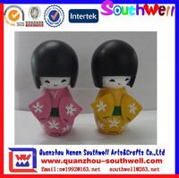 custom resin sex morden girls doll figurines