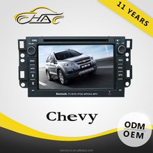 OEM ODM for in-dash chevrolet sail car dvd gps system with USB SD CARD FREE MAP