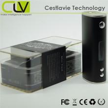 edition black silver color 50W VW 1-9.9V VV temp control box mod Mini Flask copper box mod