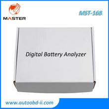 2015 MST-168 Digital Battery Tester For Car Start System Check Auto Battery Analyzer