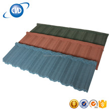 Colored Stone Granules/Stone Coated Steel Roofing Sheet