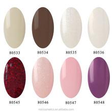 UV Gel Polish .33 oz / 10 ml Contradictions Collection 2015 NEW X.Kiss