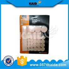 2015 alibaba china supplier best selling furniture foot pad, furniture leg protection pads