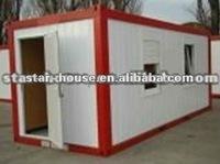 Prefab living modular container home(ready-built)