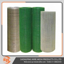 304 316 3/4 Inch Stainless Steel Welded Wire Mesh Fence Panel