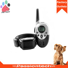 Pet-Tech P-613 1000m electronic dog collar shock, rechargeable and waterproof electronic dog collar