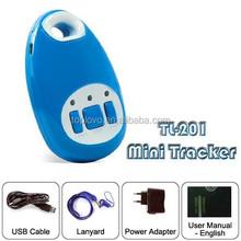 New Black Mini GPS TL201 Person Elder GSM GPRS Web Platform Tracking Special Pet Vehicle GPS Tracker For Children