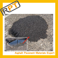 How to repair asphalt pavement by use premix cold mix [ picture + words ] ?