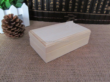 wooden storage box for tea,craft,jewelry...