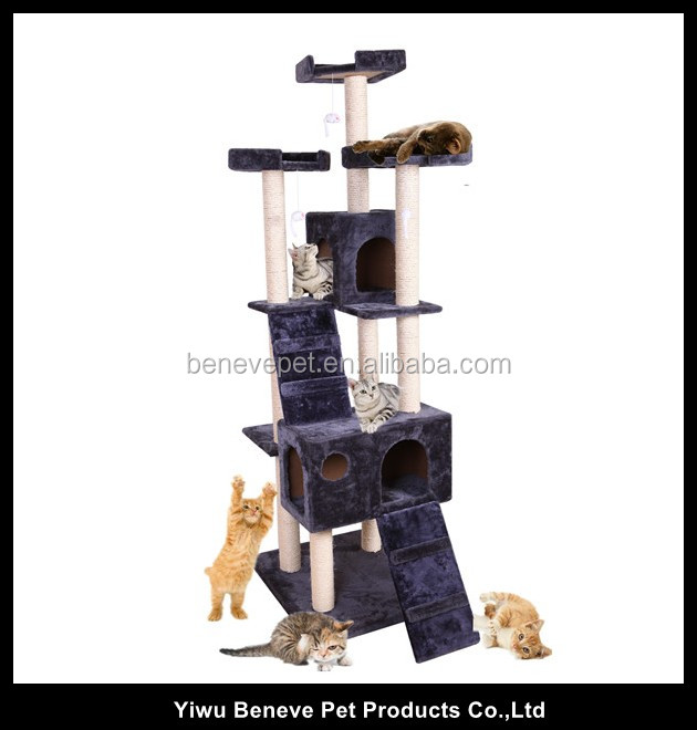 cat tree cat furniture with sisal