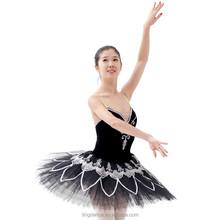 SH032-8 swan Ballet Costume