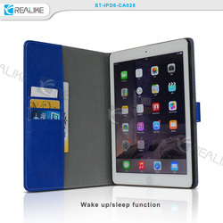 Smart cover case for ipad 5, for ipad air smart cover case, Case for ipad 5''