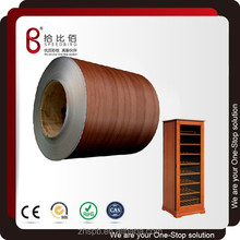 high quality prepainted steel metal plate/coil (PCM) for wine cabinet cover