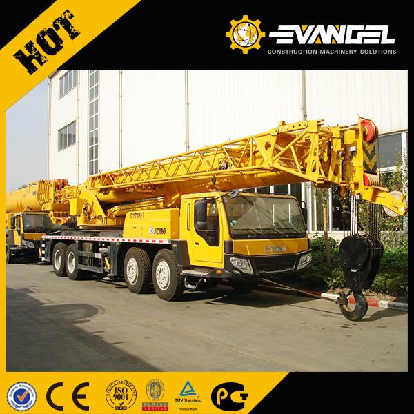 Qy25k5-i camion grue avec cinq boom 25 tonnes de charge utile